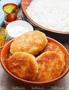 Котлеты из минтая с картофелем – рецепт приготовления с фото от Kulina.Ru