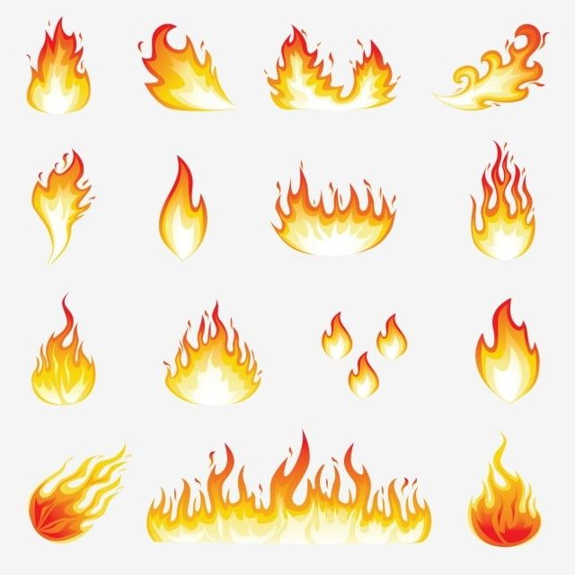 Red Burning Flame Fire Flame Is Simple And Flat Fire Clipart Red Flame Png Transparent Clipart Image And Psd File For Free Download Fire Icons Fire Drawing Font Illustration