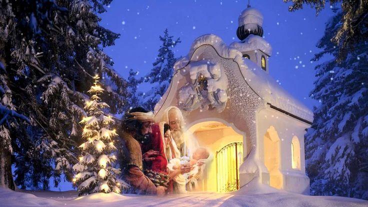 С Рождеством Христовым футаж | Видеомонтаж, создание слайд шоу из фото и...