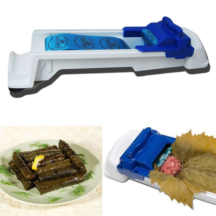 Leaf Rolling Tool #kitchen #home http://kgspot.com/index.php/product/sushi-roller-mat/