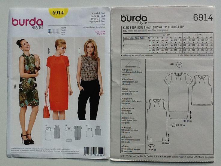 BURDA 6914