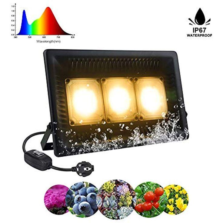 Cob Led Lampe De Plante Relassy 150w Lampe De Croissance Pour Plantes A Spectre Complet Lampe Horticole Led Pour Plantes Legumes Et Fleurs Lamp Led Projecteur