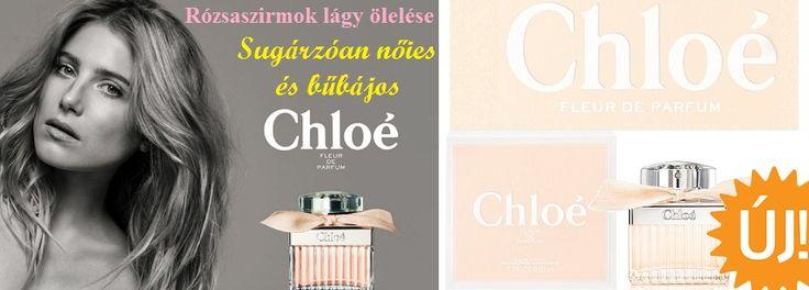 Chloé Fleur de Parfum női parfüm   Az illat nőies, lágy és sugárzó, egy egyedi virágos kompozíció.  http://www.parfumdivat.hu/parfumdivathazak/chloe-fleur-de-parfum-noi-parfum.html