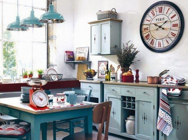 Virlova Style: [Deco] El campo entra en la cocina