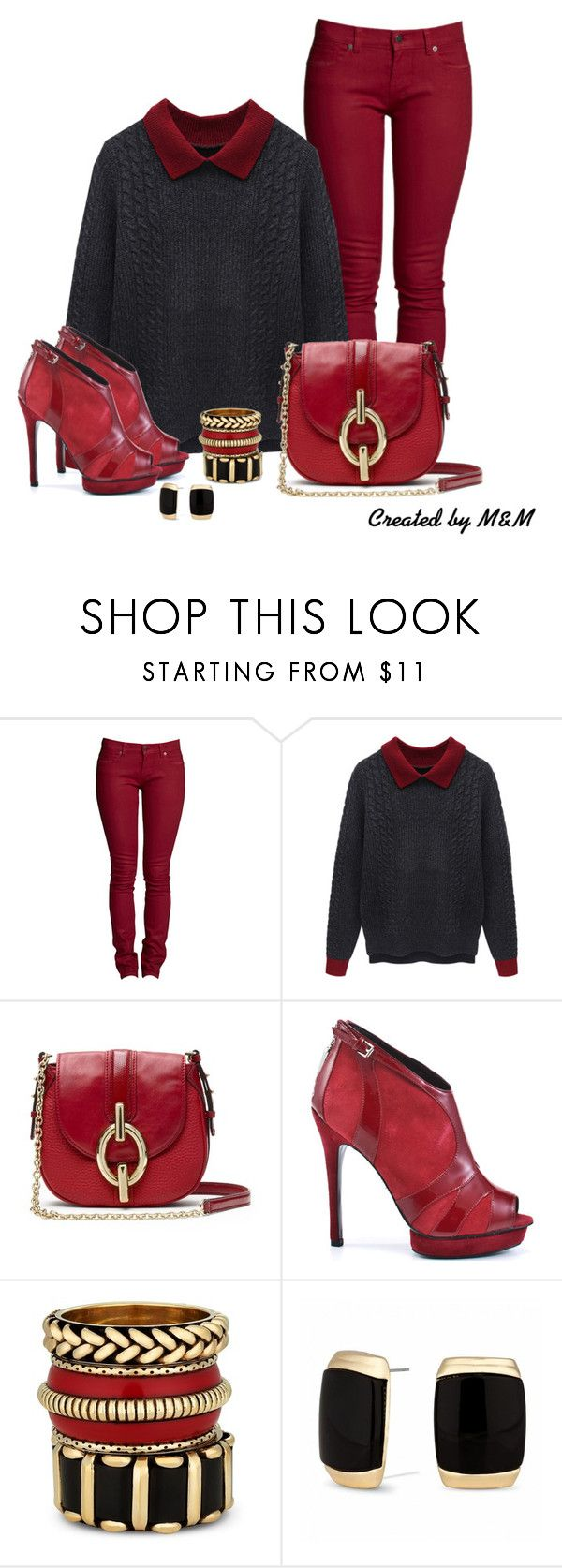 """""""~COOL AUTUMN EVENING~"""" by marion-fashionista-diva-miller ❤ liked on Polyvore featuring Diane Von Furstenberg, Rock & Republic, Red Herring, Jon Richard, autumn, fallfashion and fall2014"""
