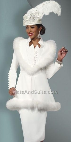 Donna Vinci 11249 Women Suit Fall 2013 Winter wedding? Got it covered.