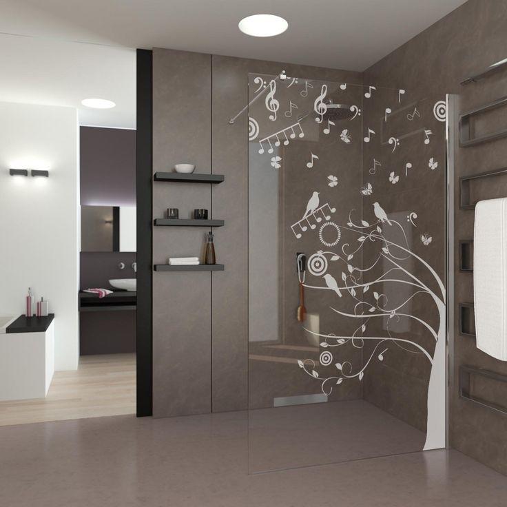 Moderne gemauerte duschen  Walk In Dusche Gemauert Dachschräge | gispatcher.com