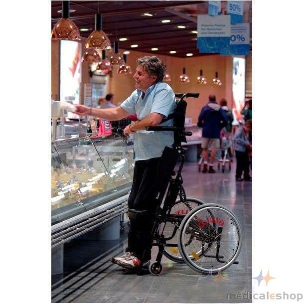 Levo LCEV Standing Manual Wheelchair