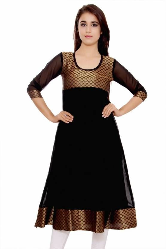 GMI Self Design Women's Anarkali Kurta
