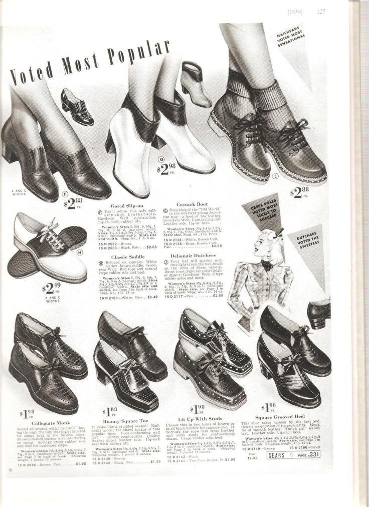 Vintage Clothing Catalogue 90