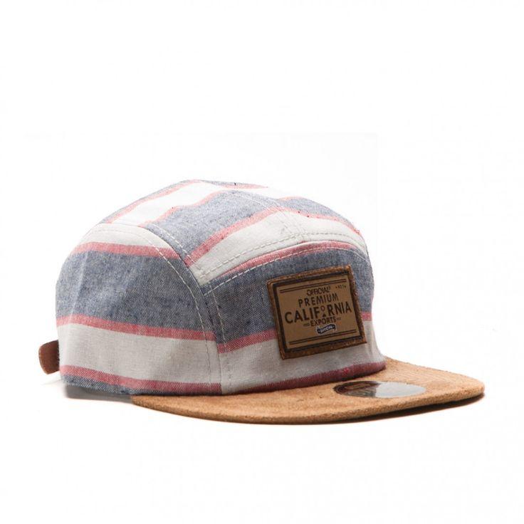 Official Stripe P.C.E. Strapback Cap (Multi)