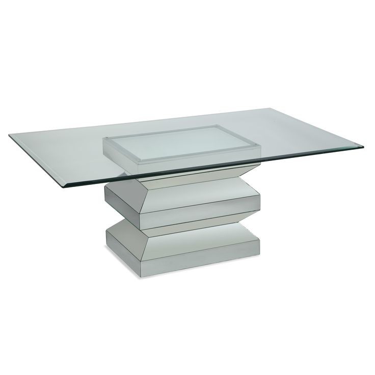 50 x 30 x 20 bassett mirror paparazzo coffee table for Mirror 50 x 30