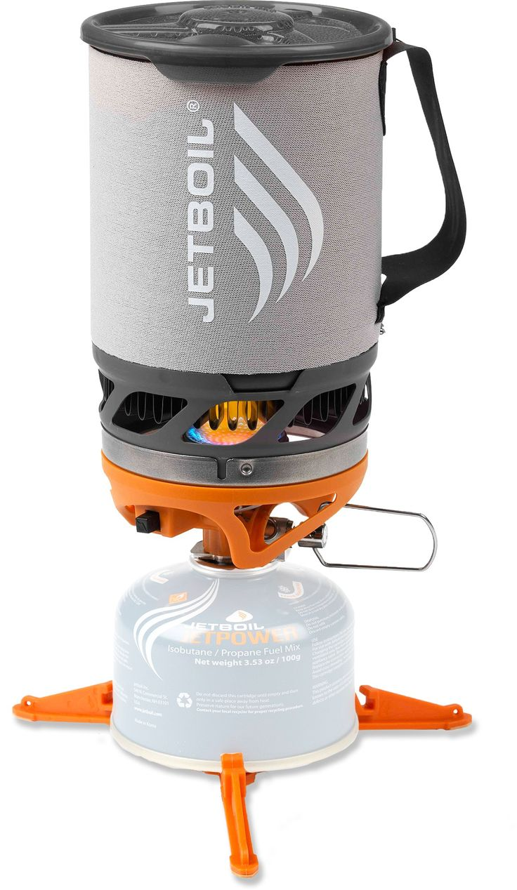 The lightest offering yet from Jetboil, the Jetboil Sol™ Titanium stove weighs a mere 8.5 oz. #REIGifts