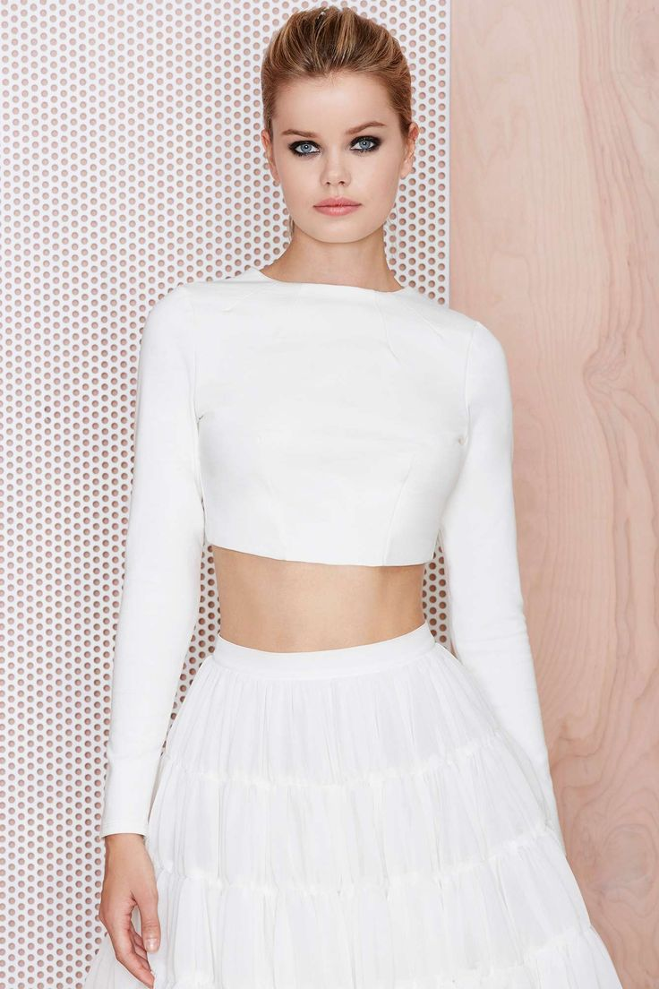 Préférence 441 best Cropped Tops/Bustier images on Pinterest   Cropped tops  KC77