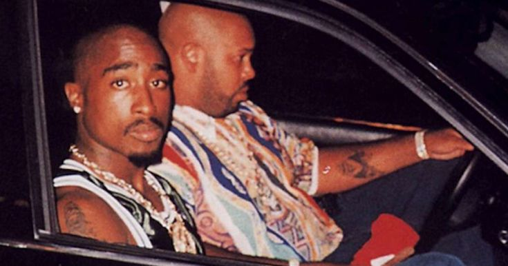 Suge Knight and 2pac #Sugeknight #tupac #2pac #deathrowrecords