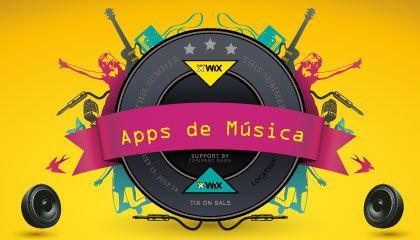 Las Aplicaciones Más Útiles Para Sitios Web de Música