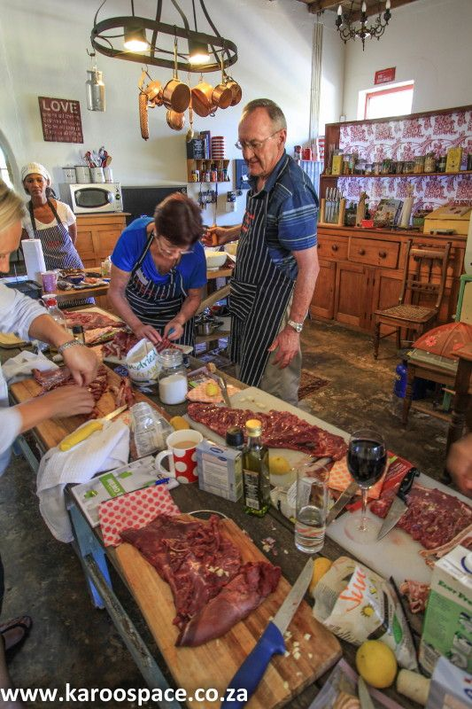 The third annual Karoo Food Festival in Cradock will once again put the spotlight on local culinary talent, traditions and produce.