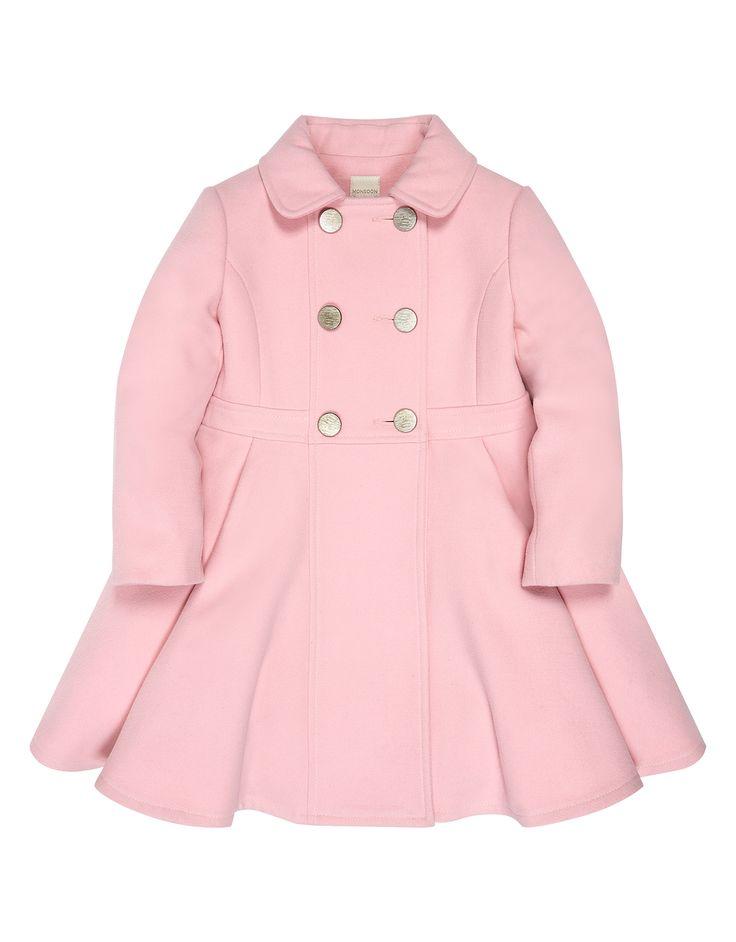 Best 25 Baby Girl Coat Ideas On Pinterest Girls Coats