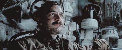 """Mr Shia Labeouf,     Shia as Boyd 'Bible' Swan in Fury [2014] """"The..."""