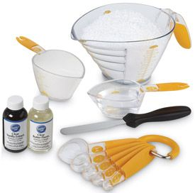 Hot Time, Summer in the City – Cake Decorating at its Most Challenging! Check out our blog post for two High Humidity Buttercream Icing recipes.