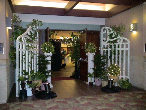Prom Ideas For Entrance Gates Michigan Corporate Event