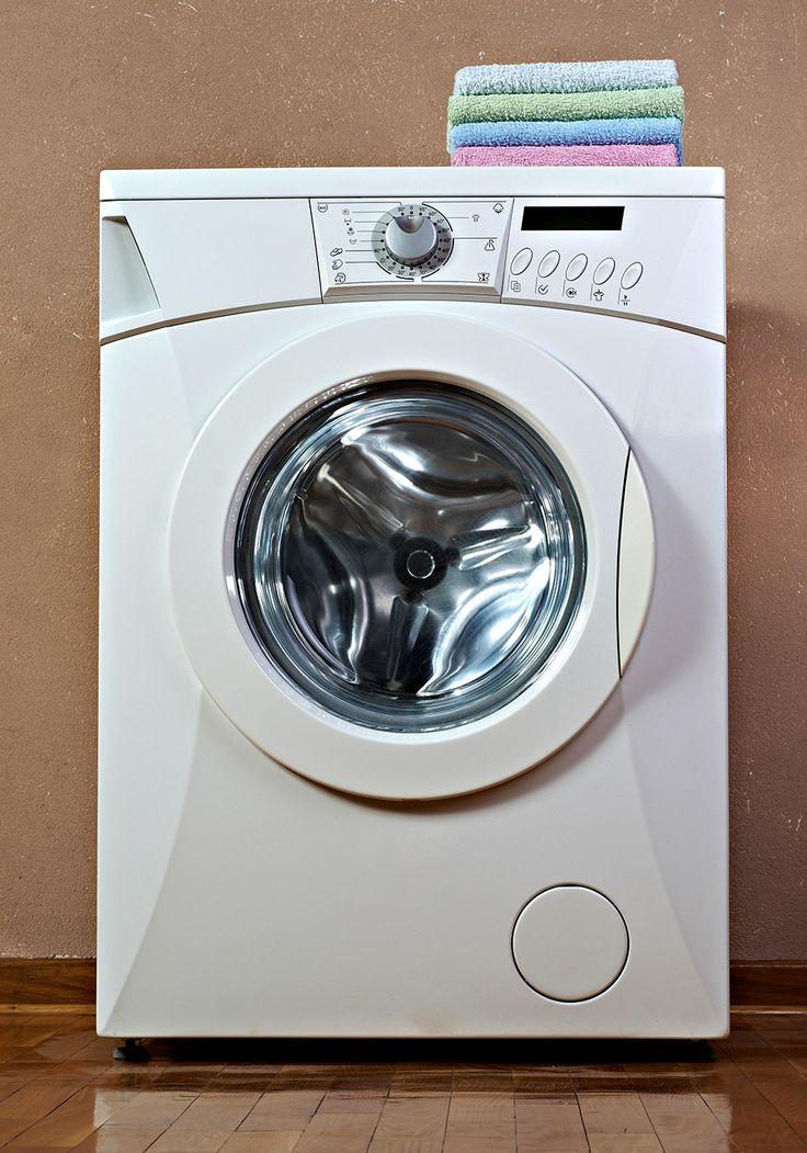 fabric softener build up in washing machine