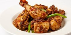 This fabulous pepper chicken recipe from Alfred Prasad is an outstanding dish for dinner. Serve the pepper chicken with rice or naan bread for a wonderful meal