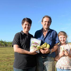 The story behind Bundy's own banana flour