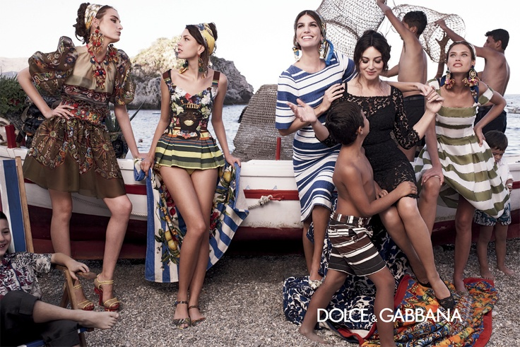 Summer 2013 womenswear #advertising campaign