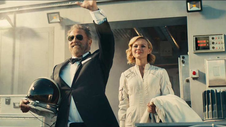 Dos Equis: Mission to Mars #DosEquis #JonathanGoldsmith #RobertCovarrubias #Commercial #Song