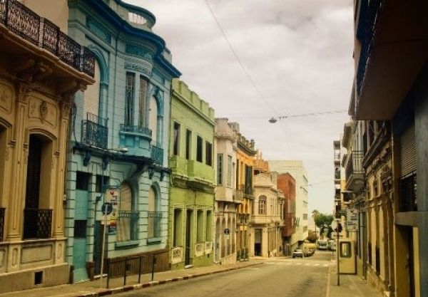 Democracia participativa, bairro de Montevidéu - Uruguai