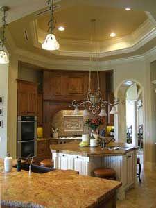 Tuscan Kitchen Decor and Design Ideas