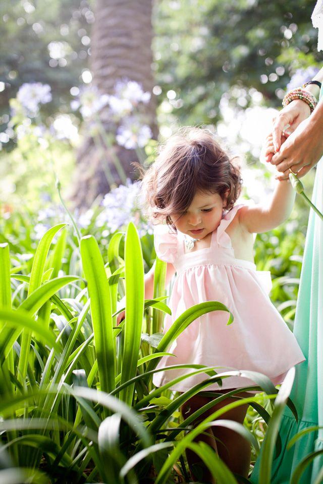 Blog da Carlota: Mom & Baby look no Jardim da Estrela
