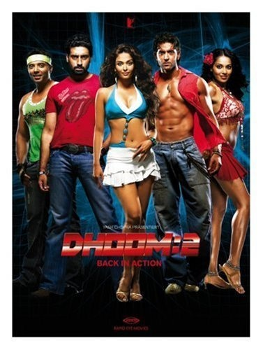 Dhoom 2 - Excellent action flick - I haven't seen the first one but this one was great. Once again, really liked Abhishek's acting and timing - even in Hindi it translates well. Hrithrik was excellent and I enjoyed watching him with Aishwarya, who was gorgeous as ever. Some pretty tense drama in here along with some great action and plot twists!