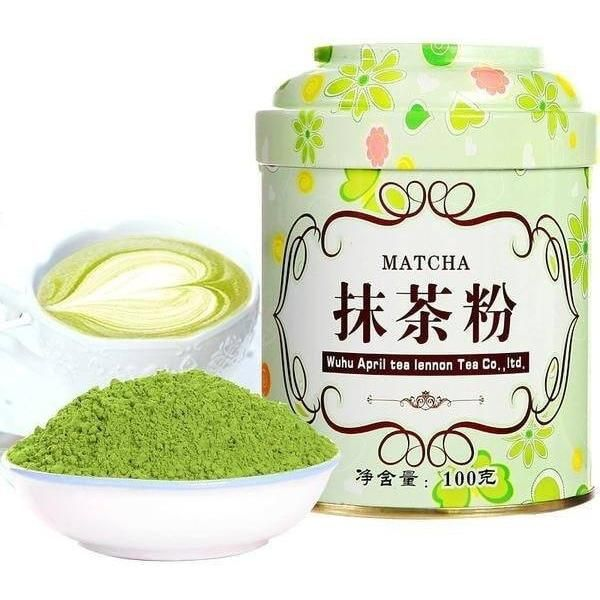 Organic Matcha green Tea Powder 100% certified organic increases energy and focus, lifting your vitality and concentration with the slow release of nutrients