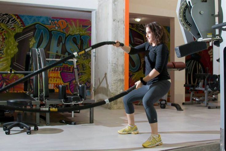 Exercise Specialist Jaime Glassman shows you just how fit you can get with our state-of-the-art equipment and the innovative #ISOPHIT. Come in to see Jaime and try for yourself. #GetStriated #toronto #fitness
