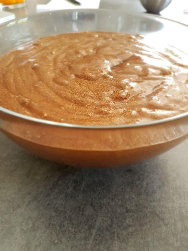 Les 25 meilleures id es de la cat gorie m ches de chocolat - Couleur chocolat glace ...