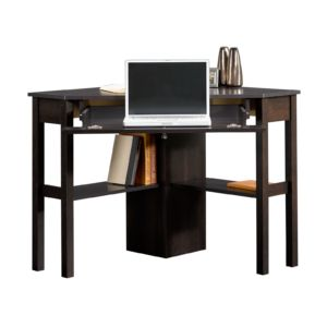 Sauder Beginnings Corner Computer Desk Cherry