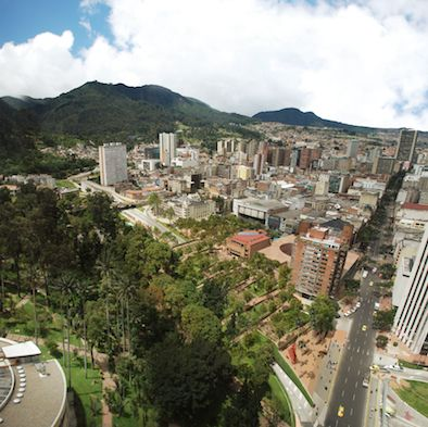 Parque Bicentenario : Revista proyectodiseño