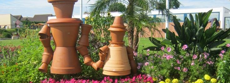 Composition des jardiniers d'Auchel - Jean Pierre Delaporte