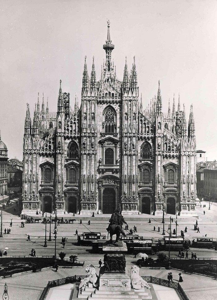 Duomo di Milano nel Milano, Lombardia