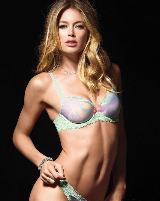15 best Doutzen Kroes Latest Lingerie Lookbook for ...