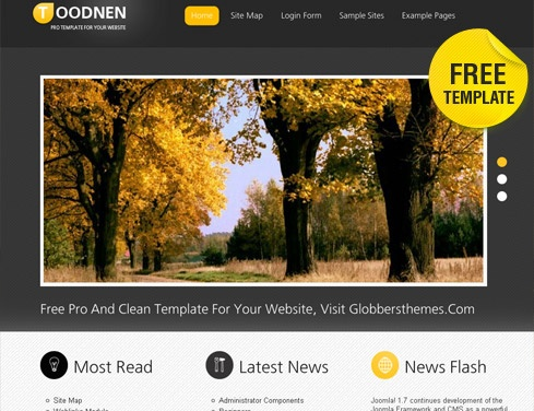 Other free stuff for Joomla themes