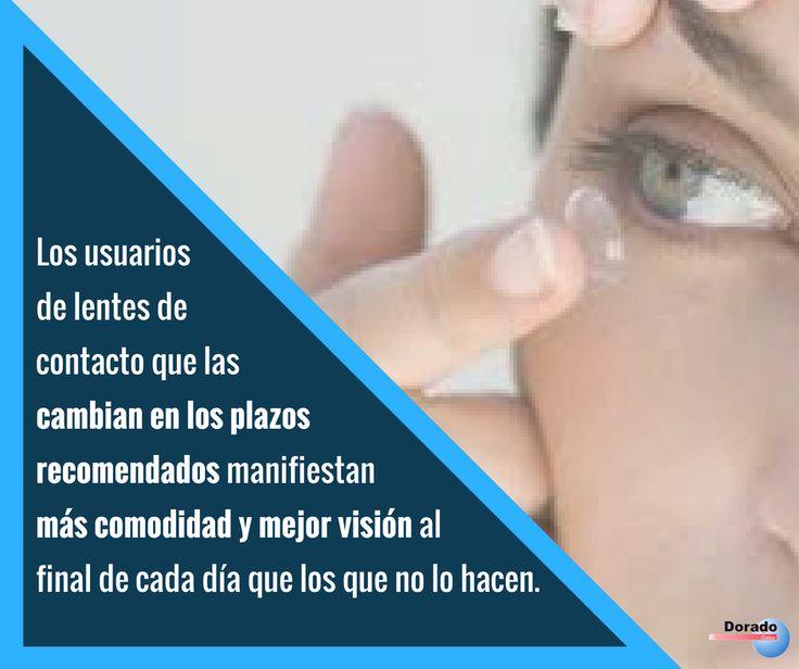 ADAPTACIÓN DE LENTES DE CONTACTO. #SabiasQueLentesdeContacto (pincha en la etiqueta para más consejos). Las lentes de contacto desechables nos aportan múltiples ventajas que van desde un mayor paso de oxigeno (y más salud para la córnea) hasta la ventaja de estrenar lentillas cada poco tiempo (con mejor calidad de visión y más comodidad). Los fabricantes han estudiado el tiempo en que es necesario cambiar sus lentillas en función de múltiples parámetros para garantizar un uso cómodo y…