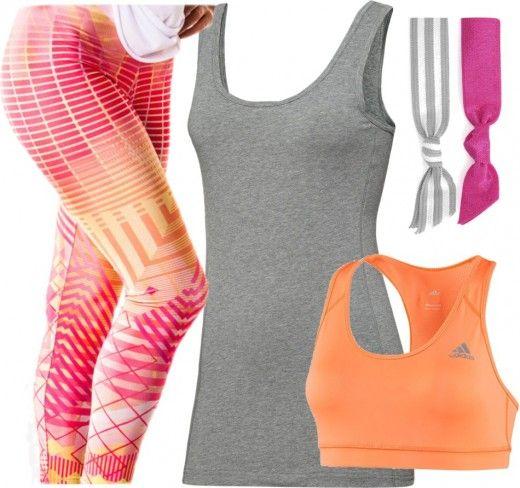Cute plus size workout clothes