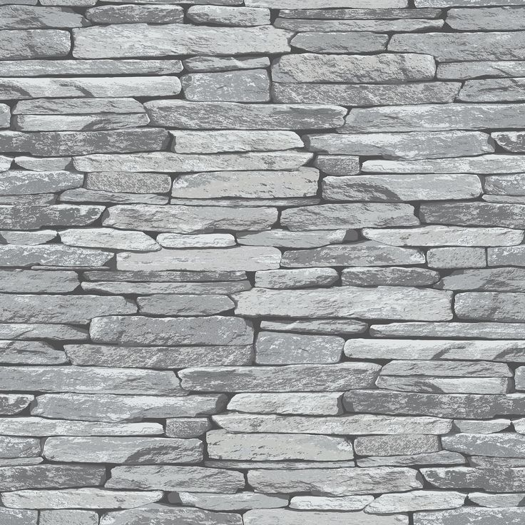 BRICK, SLATE & WOOD EFFECT WALLPAPER – RUSTIC RED SILVER GREY BLACK FEATURE WALL