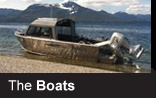 Check out our Halibut fishing boats in Ketchikan, Alaska!