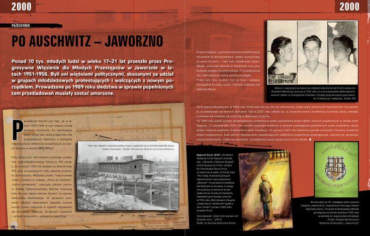 """IPN. Kronika 10 lat"". Projekt: Studio Zakład, www.zaklad.pl"