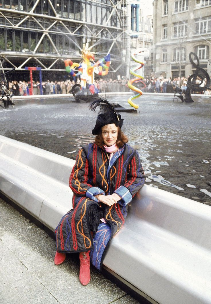 Niki de Saint Phalle .