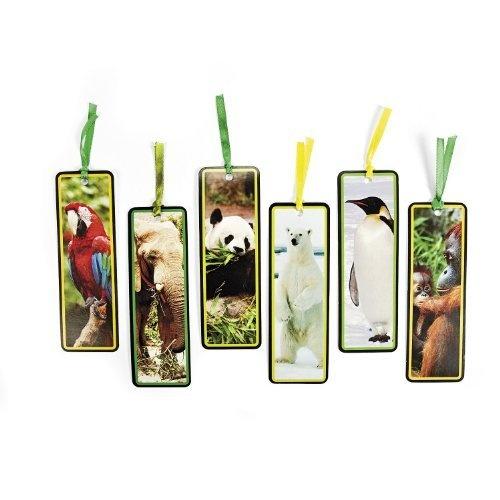 $6.85 for: 48 ~ Wildlife Animal Bookmarks ~ http://www.amazon.com/dp/B008UFAP5C/ref=cm_sw_r_pi_dp_iL9Crb1XEH9H1